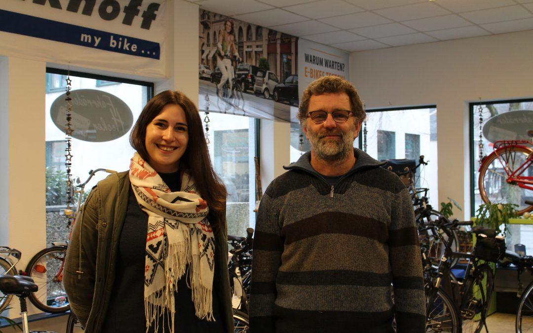 Tagesstätte Hattingen kooperiert mit Fahrräder Hecken